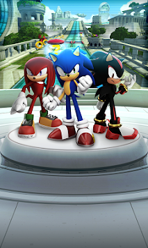 Sonic Erők: Speed ​​Battle APK screenshot thumbnail 3