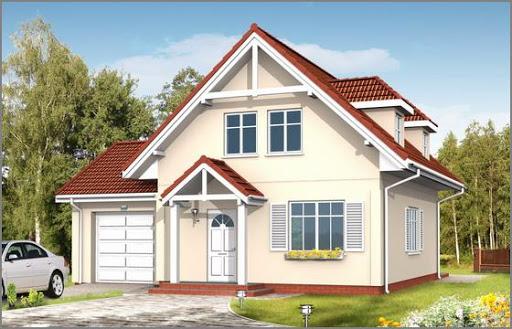 projekt Pierwszy Dom 3