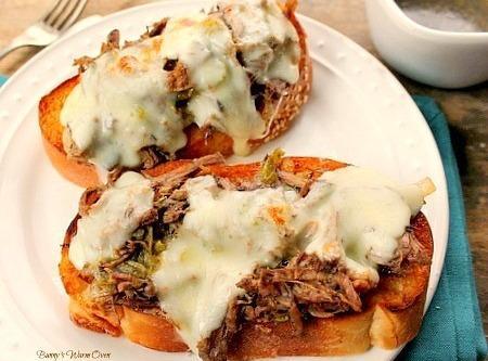 Pioneer Woman's Italian Drip Beef Recipe