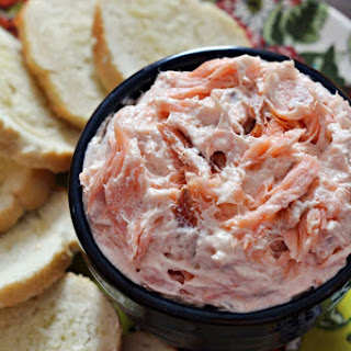Fresh Salmon Dip Recipes