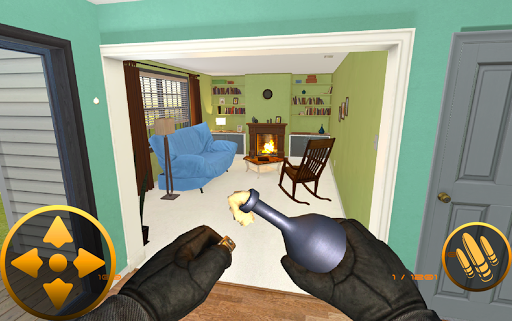Destroy the House-Smash Home Interiors screenshots 9