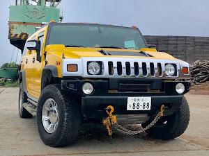H2  07,HUMMER,LUXPXG三井D車のカスタム事例画像 ヨシクマ🇺🇸🍍さんの2019年05月08日09:57の投稿