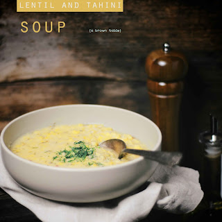 Tahini Soup Recipes