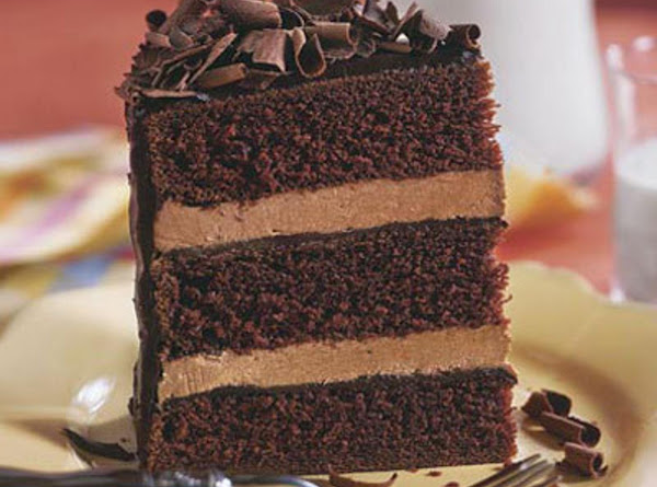 Double Down Chocolate Cake Recipe