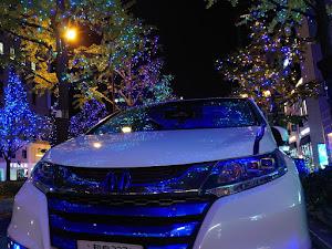 オデッセイ RC4 RC1でした😄20周年特別仕様車のカスタム事例画像 シロッセイ  Three.h.R  No.6さんの2020年11月30日06:47の投稿