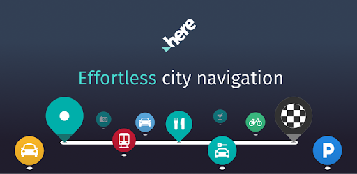 HERE WeGo – City Navigation - Apps on Google Play