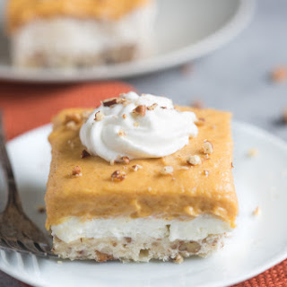 Pumpkin Dream Dessert