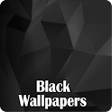 Black Wallpapers Full HD icon