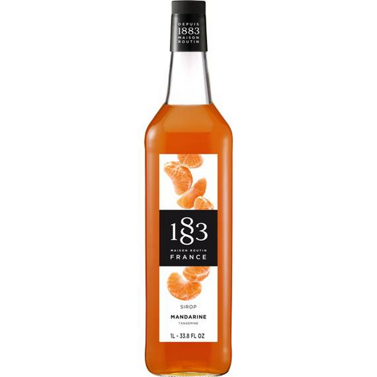 1883 TANGERINE SYRUP 1L by Trendy ProAsia