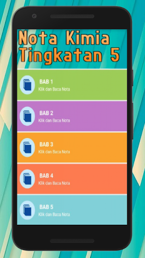 Nota Ulangkaji SPM Terbaik screenshot 6