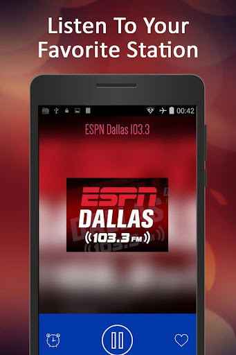 Dallas Radio Stations 1.2 screenshots 4