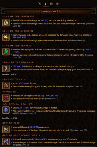 Adventurer Guide for Diablo 3 1.31 screenshots 20