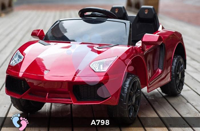 Xe ô tô điện trẻ em Lamborghini A798 1