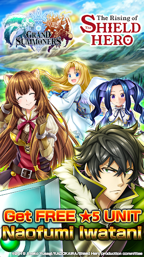 Grand Summoners - Anime Action RPG apkmr screenshots 1