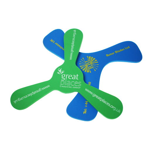 Frisbees & Branded Beach Items for Travel Companies