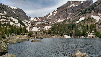 Photo: Lake Haiyaha, Co