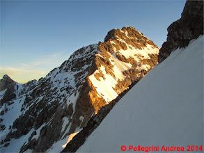 Photo: IMG_8904 Monte Zebru con la sua parete est al sole
