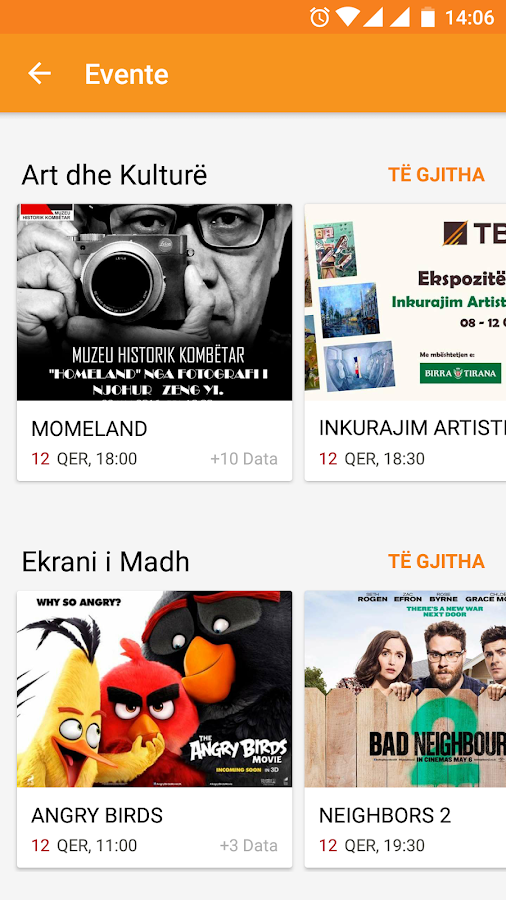 Find It - Albania Travel Guide- screenshot