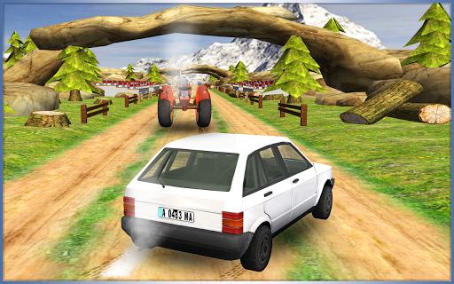 Télécharger Ancien simulateur de course de voiture classique apk mod screenshots 6