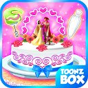 Wedding Cake - Cooking Game mobile app icon