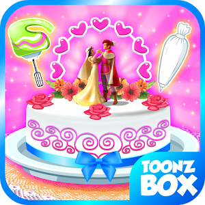 Wedding Cake – Cooking Game for PC and MAC