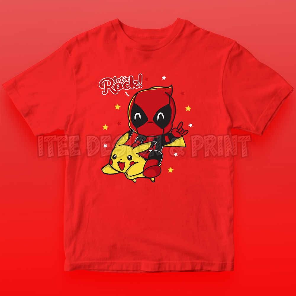 Pikachu Deadpool 9