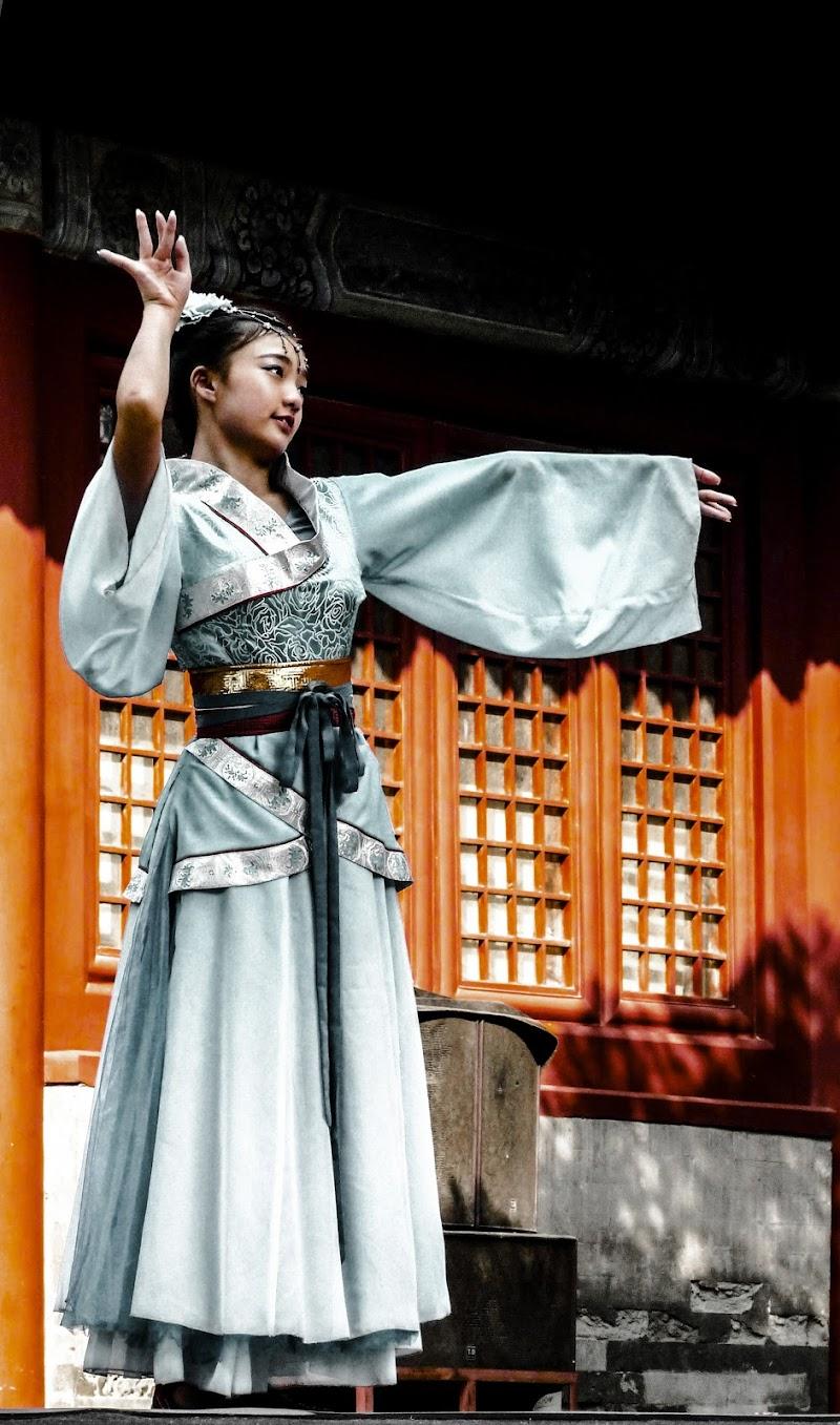 La dolcezza della sensualità orientale. di TzukiMidori