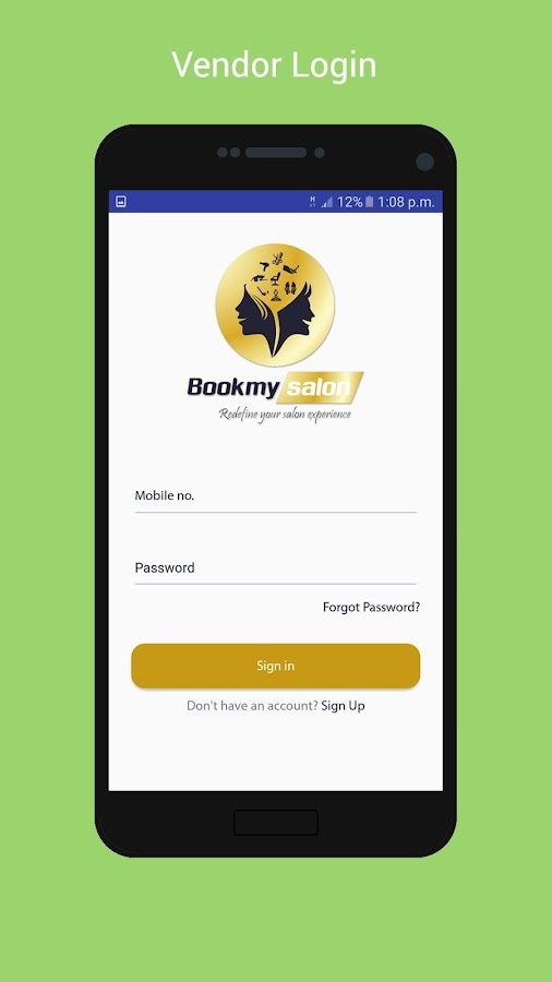 Bookmysalon Business- screenshot