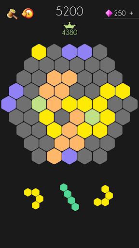 六邊形消除Hex FRVR