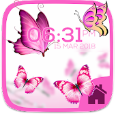 Butterfly Theme for computer launcher