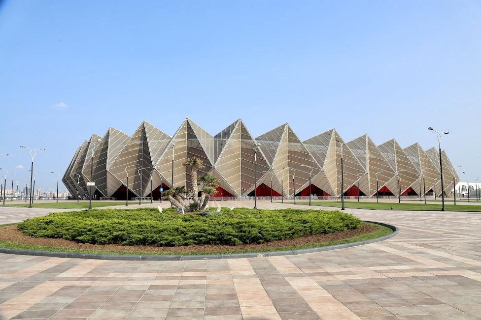 Baku, Baku Boulevard, Crystal Hall