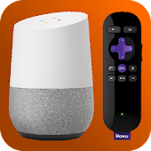 Quick Remote for Google Home/Assistant & Roku