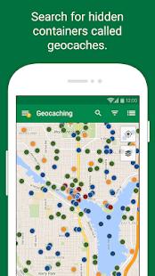 Geocaching Intro- screenshot thumbnail