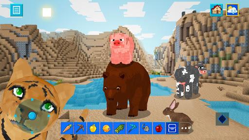 Terra Craft: Build Your Dream Block World screenshots 2