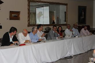 Photo: Reunião dos diretores da CPRM com representantes da Agência Nacional de Águas - Brasília (18.9.12)