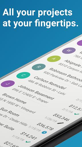 XactRemodel GO - Quickly build winning bids screenshot 2