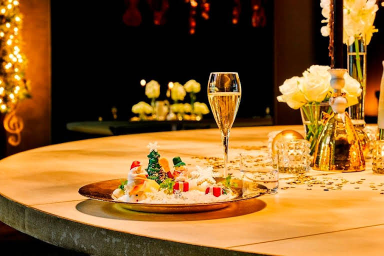 Brasserie & Lounge Conservatorium hotel