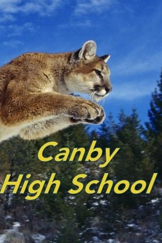 Canby High School- screenshot