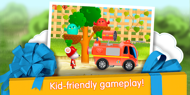 Cars in Gift Box (app 4 kids)- screenshot thumbnail