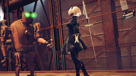 -Nier Automata- Guide Game - náhled