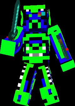 alien de la planete zoron