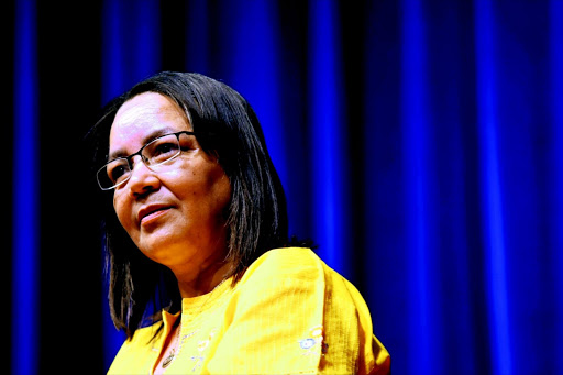 Cape Town mayor Patricia de Lille. Picture: BUSINESS TIMES