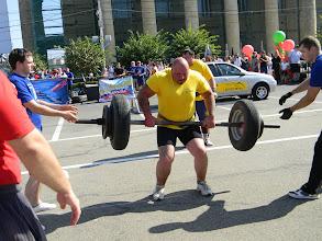 Photo: ...но спортсмены не теряли веры в свои силы и боролись до конца!