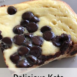 Delicious Keto Italian Ricotta Pie Recipe