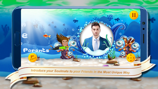 Download Underwater Theme - Wedding Invitation Game For PC Windows and Mac apk screenshot 5