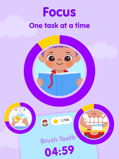 Timo Kids Routine Timer - from Morning to Evening 2.1.1 Screenshots 10
