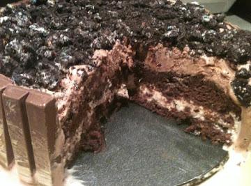 Death By Chocolate Ice Cream Cake Recipe