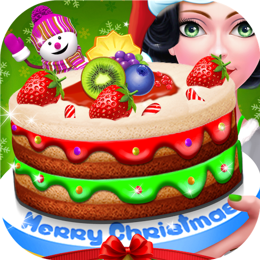 Christmas Sweet Cake Maker - Fun Cooking Game Android APK Download Free By 99 Game Studio