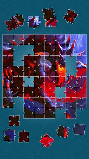 Dragon Jigsaw Puzzle Game screenshot 6