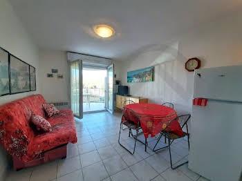 Appartement 2 pièces 32,65 m2